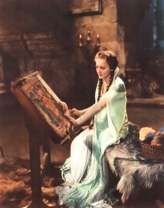 The Adventures of Robin Hood (1938), Olivia de Havilland