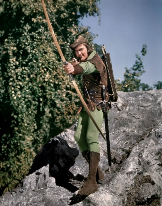The Adventures of Robin Hood (1938), Errol Flynn